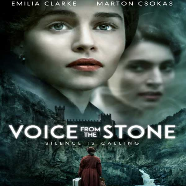 Voice from the Stone, Voice from the Stone Synopsis, Voice from the Stone Trailer, Voice from the Stone review, Poster Voice from the Stone