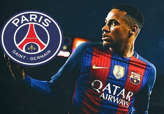 Neymar (Barca) contacta al PSG