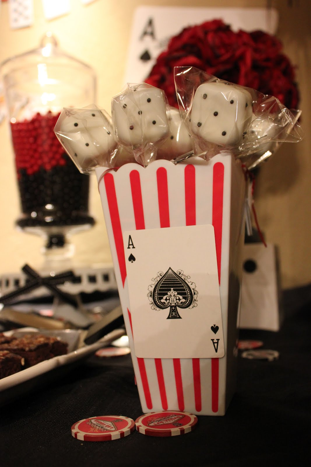 Casino Party Favors Ideas
