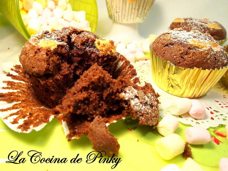 MAGDALENAS DE CHOCOLATE Y NUBES  Magdalenas%2Bde%2Bchocolate%2By%2Bnubes%2B2
