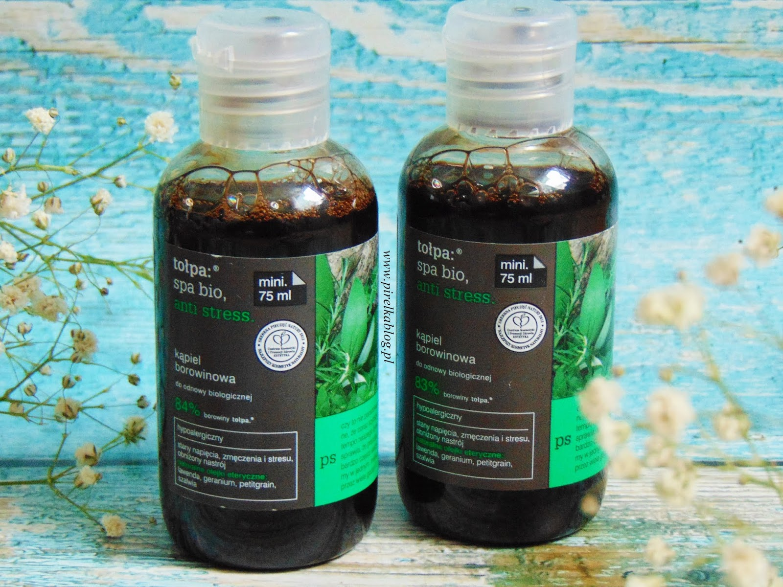 Kąpiel borowinowa do odnowy biologicznej - tołpa spa bio, anti stress
