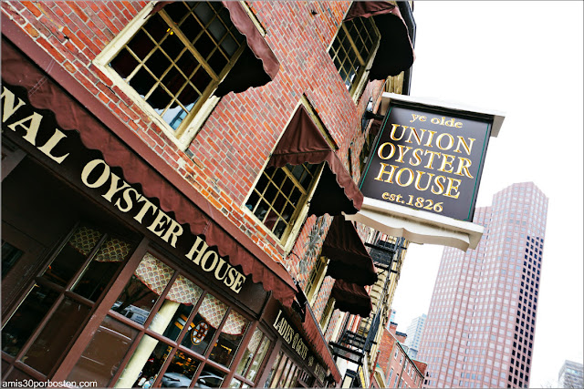 Restaurante Más Antiguo de Estados Unidos: Union Oyster House