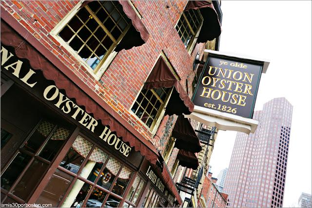 Restaurante Más Antiguo de Estados Unidos: Union Oyster House