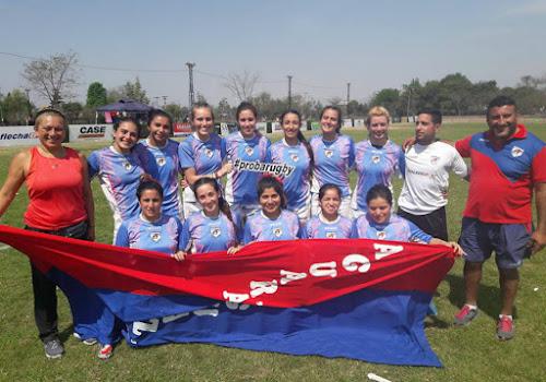 Aguará Guazú es el nuevo campeón regional femenino