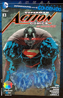 Os Novos 52! Action Comics - Anual #3