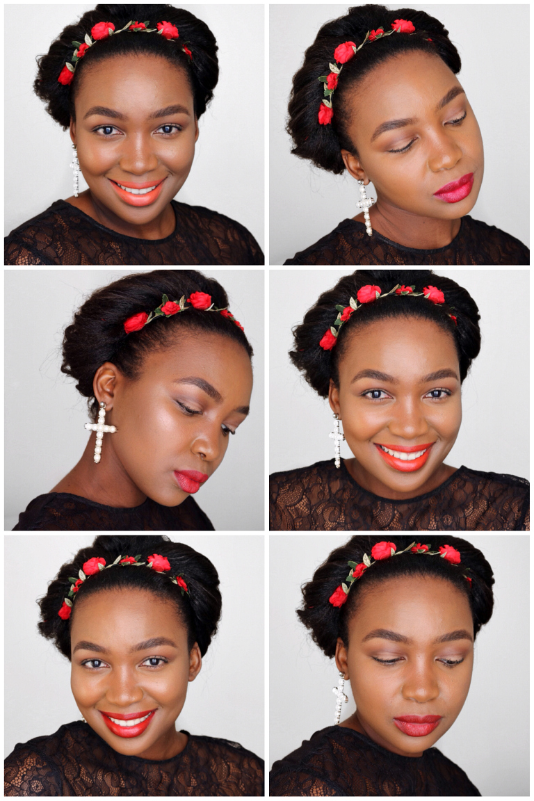 Red-lip-stick-on-dark-skin