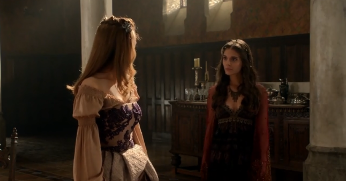 Reign - Mercy - Review: