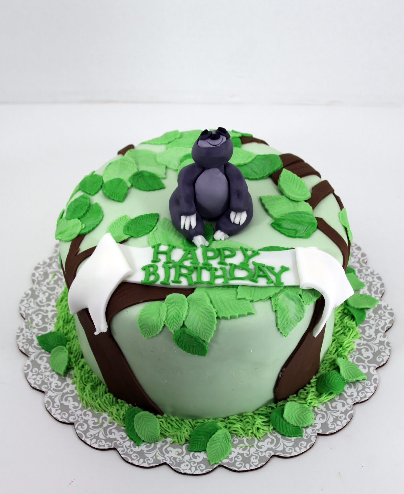 Gluten Free Rolled Cake