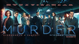 Murder On The Orient Express 2017 movie