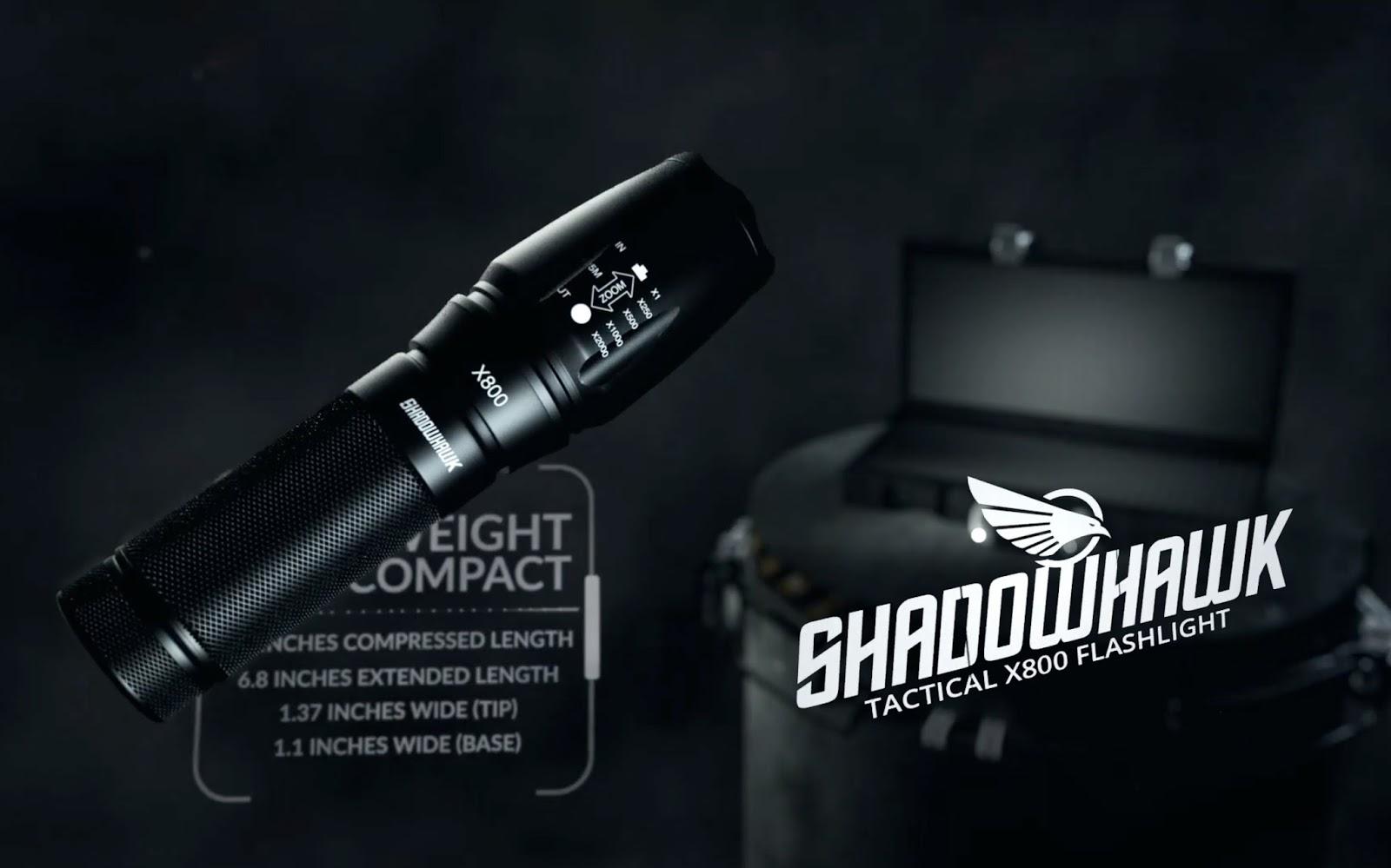 shadowhawk x800 battery charging instructions