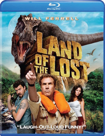 Land of the Lost (2009) Dual Audio Hindi 480p BluRay 300MB ESubs Full Movie Download