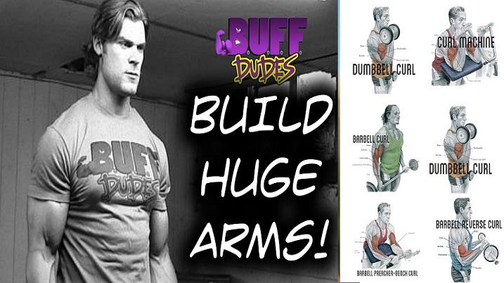 Bicep Tips – Best Keys To Huge Guns
