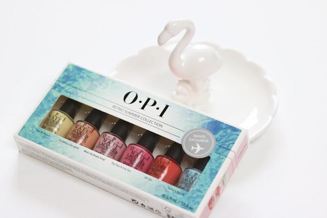 OPI Nail Set