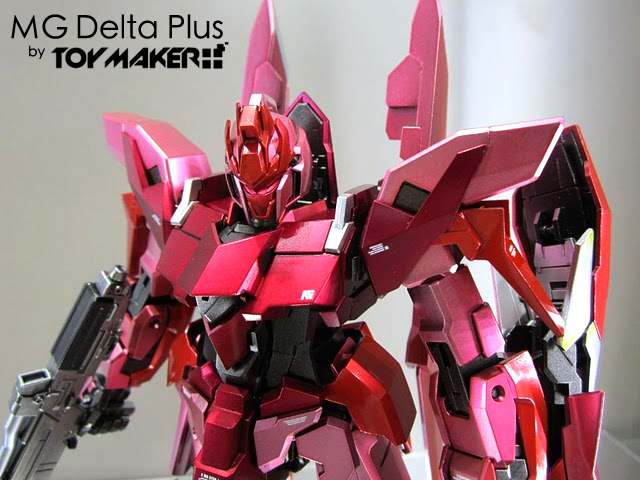 MG Delta Plus by Toymaker Photo
