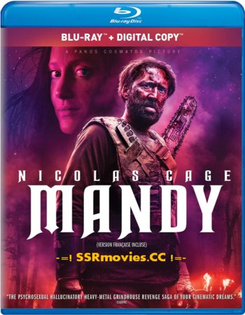 Mandy (2018) English 720p BluRay Full Movie Download