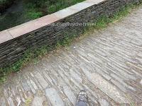 Puente de Saa camino de Santiago Norte Sjeverni put sv. Jakov slike psihoputologija