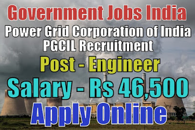 Power Grid Corporation of India PGCIL Recruitment 2018