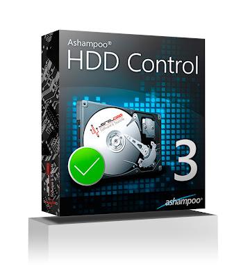 Ashampoo HDD Control 3.10.01