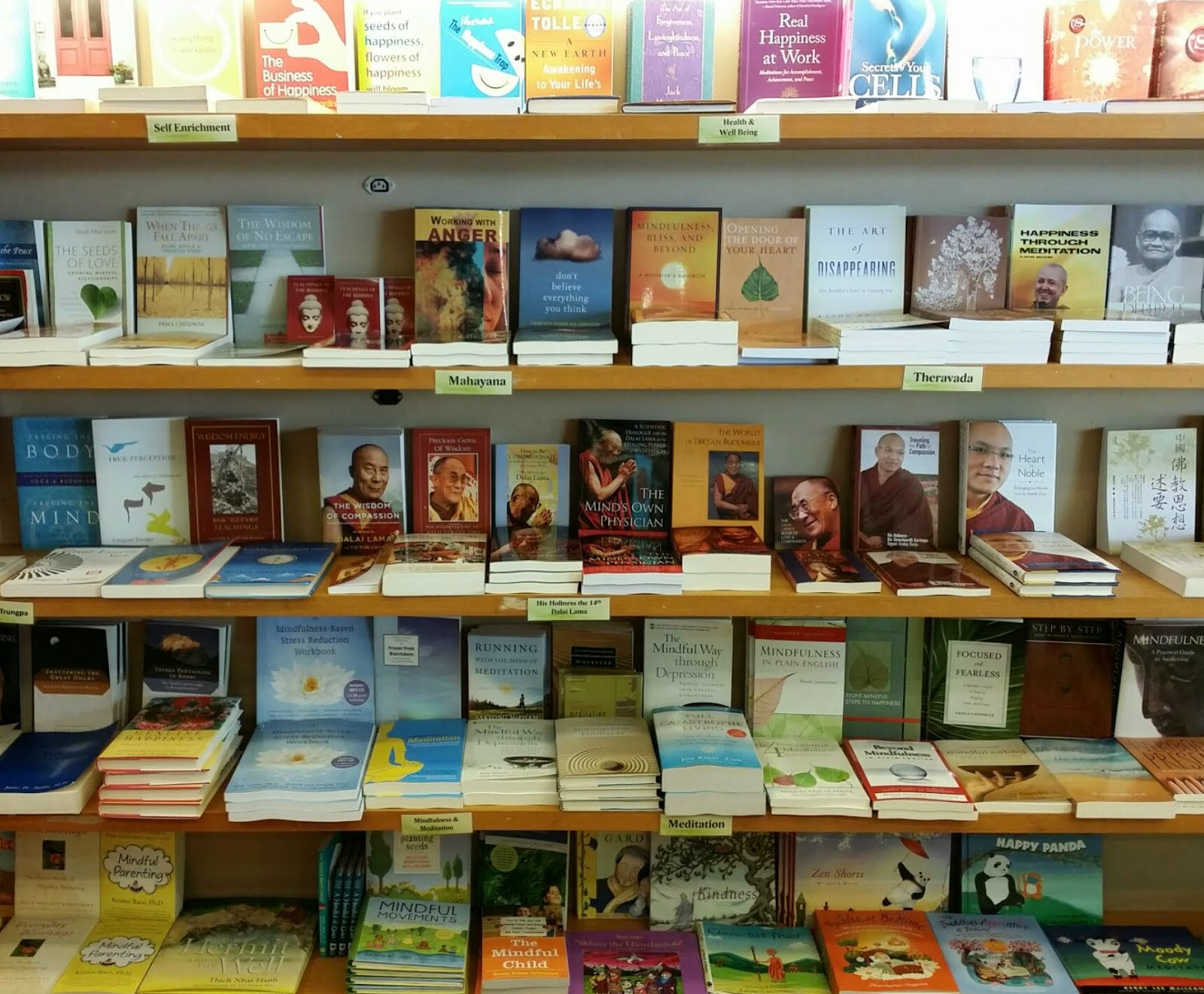 New books at AwarenessPlace, Bras Basah complex, #01-63, opp Hotel Grand Pacific & Central library