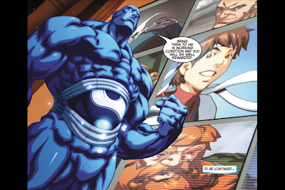 IMG_0293 Atualização de Street Fighter 4 para iPhone libera Dee Jay e HQ exclusiva!