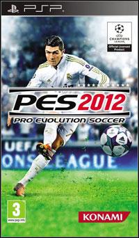 Pro Evolution Soccer 2012 [PSP] (ISO) [Español] [MEGA]