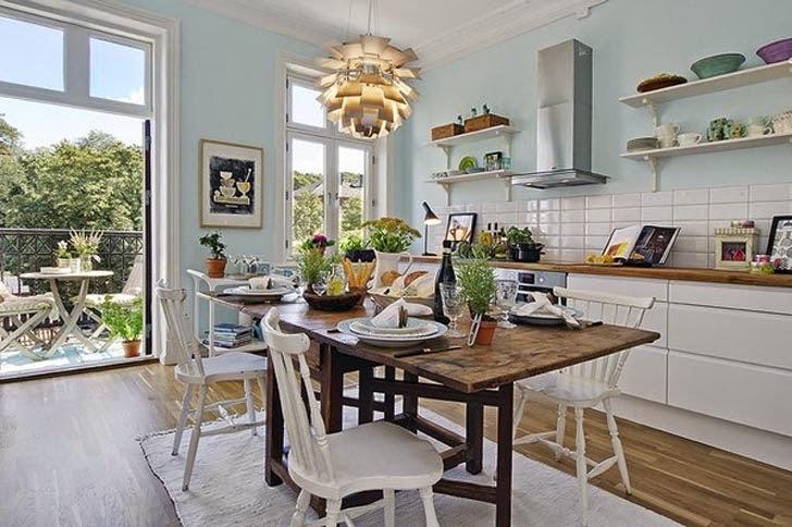 cuisine style nordique gv66 jornalagora. Black Bedroom Furniture Sets. Home Design Ideas