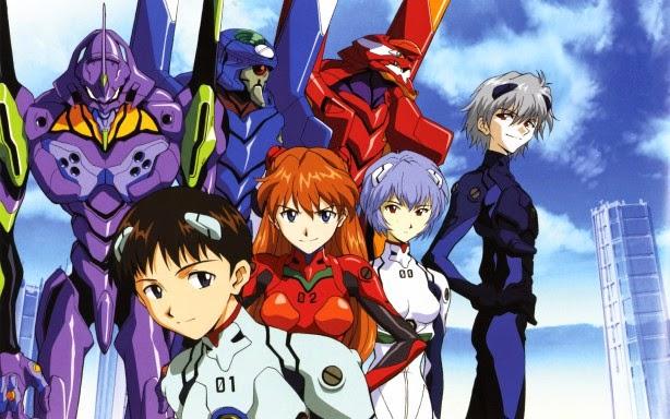 Rekomendasi anime Mecha - Neon Genesis Evangelion
