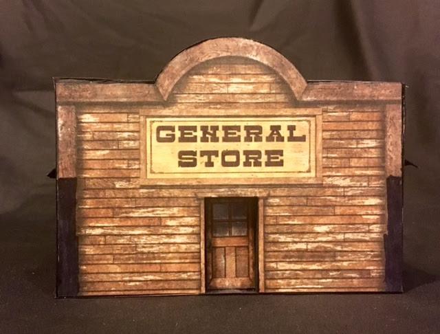 AMERICAN WARGAMERS ASSOCIATION: General Store From DeadFall