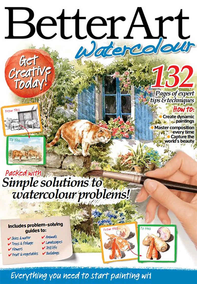 Watercolor Artist Magazine Pdf
