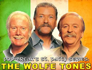 ирлаyдская группа wolfe tones