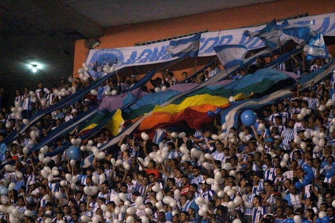 Paysandu é denunciado pelo STJD por suspeita de homofobia em briga de torcida