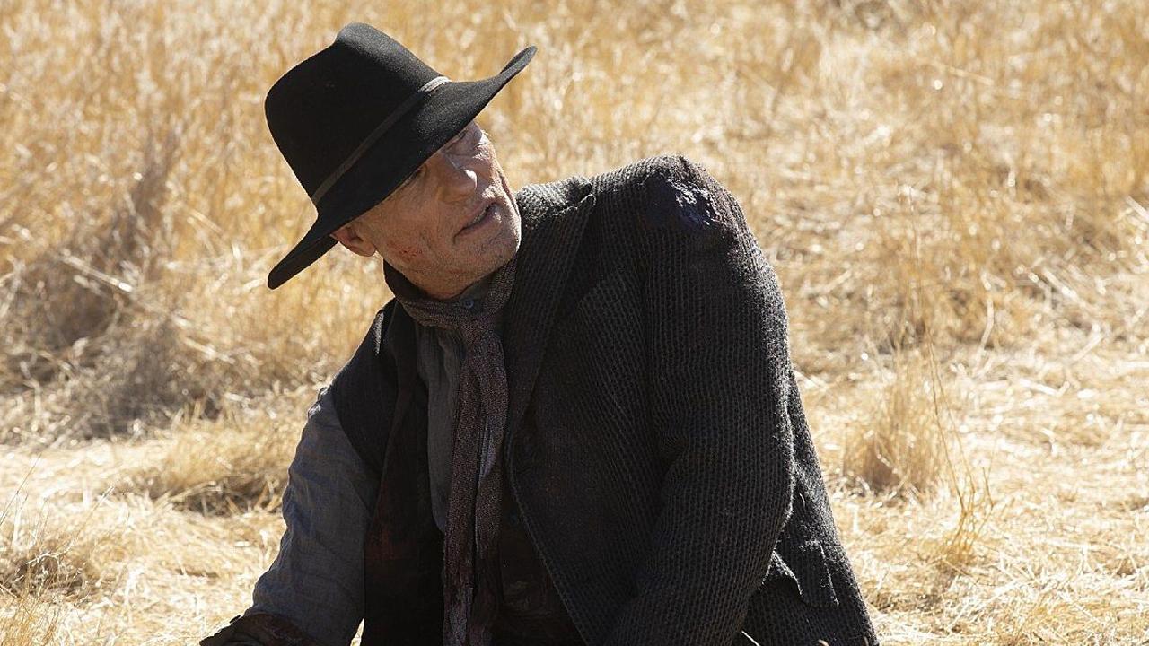 Fotografía de William en el season finale de Westworld