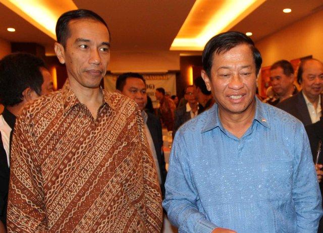BPN: Manuver Politik Musiman Agum Gumelar Tanda Jokowi Panik