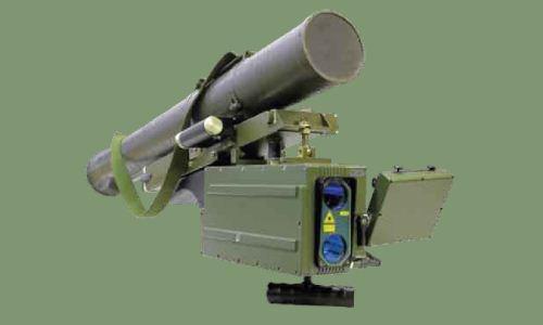 Sistem rudal anti tank Corsar