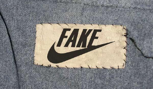 Подделка одежды
