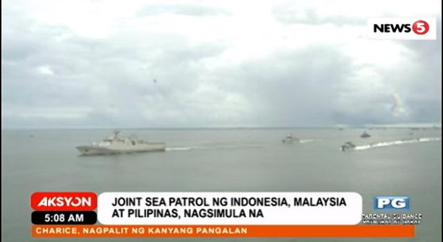 2sknZiK JUST IN! NGSANIB-PWERSA NA ANG PILIPINAS, MALAYSIA AT INDONESIA PARA UBUSIN LAHAT ANG MGA TERRORISTA...MUST WATCH THIS!