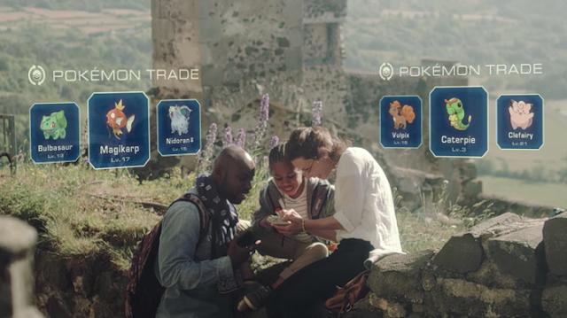 Um trabalhador da Niantic afirmou que as trocas em Pokémon GO está em desenvolvimento, mas ainda têm algumas dúvidas sobre como torna-lo útil.