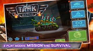 game ban xe tang