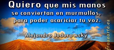 Frases - Alejandro Jodorowsky