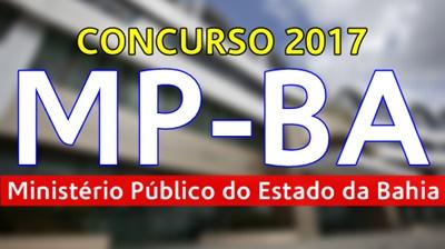 Concurso MP-BA 2017