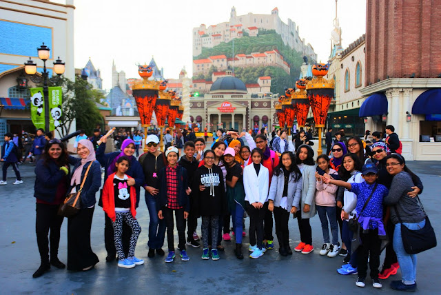 Student Travel to Korea
