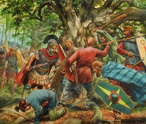 Painting Gallic & Celtic Warband picture 5
