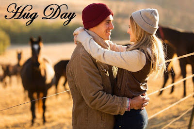 Happy hug day quotes for boyfriend & girlfriend 2017
