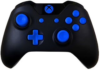 5000 mode modded controller xbox one blue out mod controllers