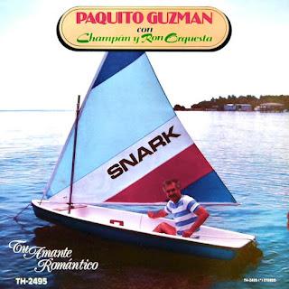 TU AMANTE ROMANTICO - PAQUITO GUZMAN (1987)