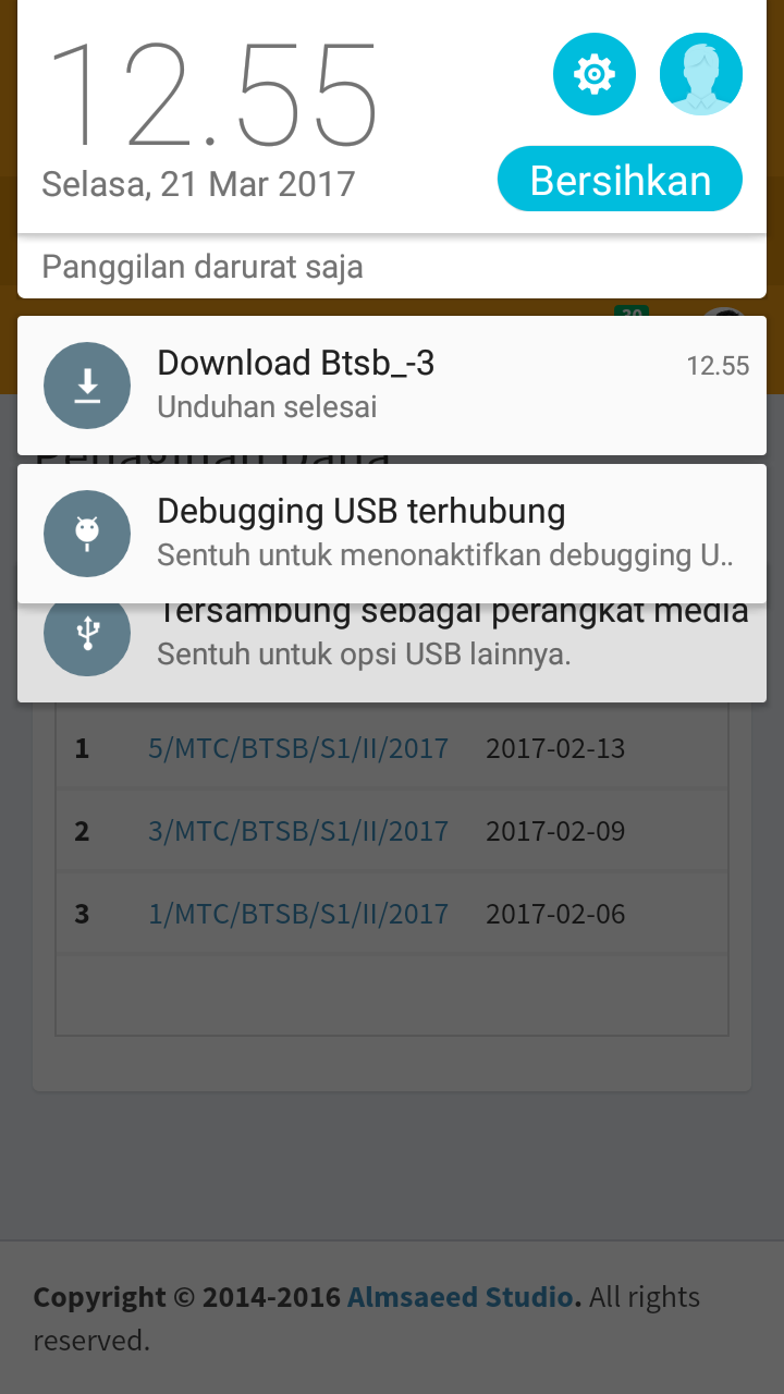 Android Intent Chooser Url