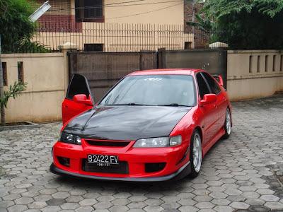 Gambar Honda Cielo Modifikasi