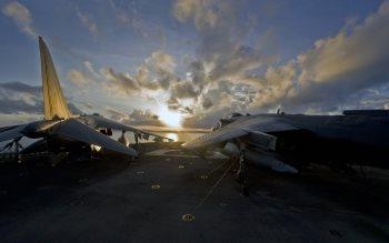 Wallpaper: AV-8B Harrier Jet Aircraft