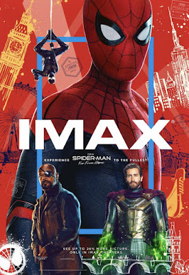 Spider Man Far From Home Movie Poster 5