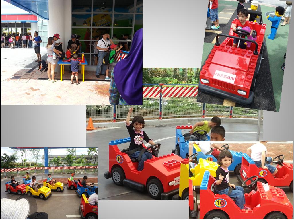 Faizal, Fara, Fiesya & Fahri: Legoland Malaysia